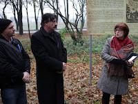 18 Mezőlaky Novák Margaréta, a Barsi Múzeum munkatársa ismerteti Koháry István életét és a csata lefolyását.JPG