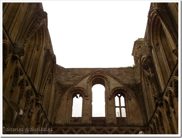 The  Lady Chapel - Glastonbury