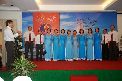 Họp mặt truyền thống tại Việt Nam 13/10/2013