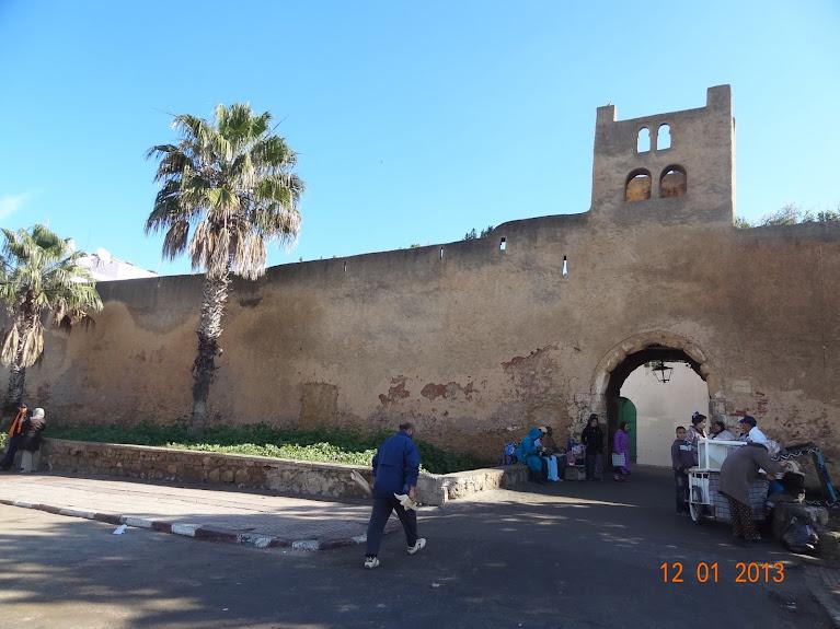 marrocos - Marrocos e Mauritãnia a Queimar Pneu e Gasolina DSC05362