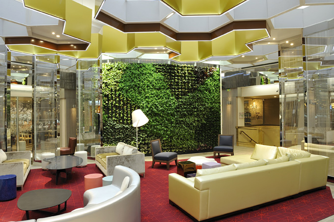 Architect: Modern Hanging Garden | Reece's Piece On Life