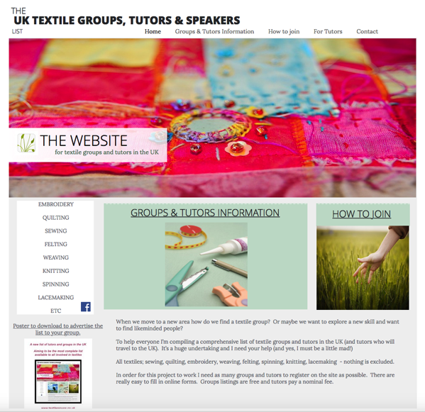 Textile groups web shot