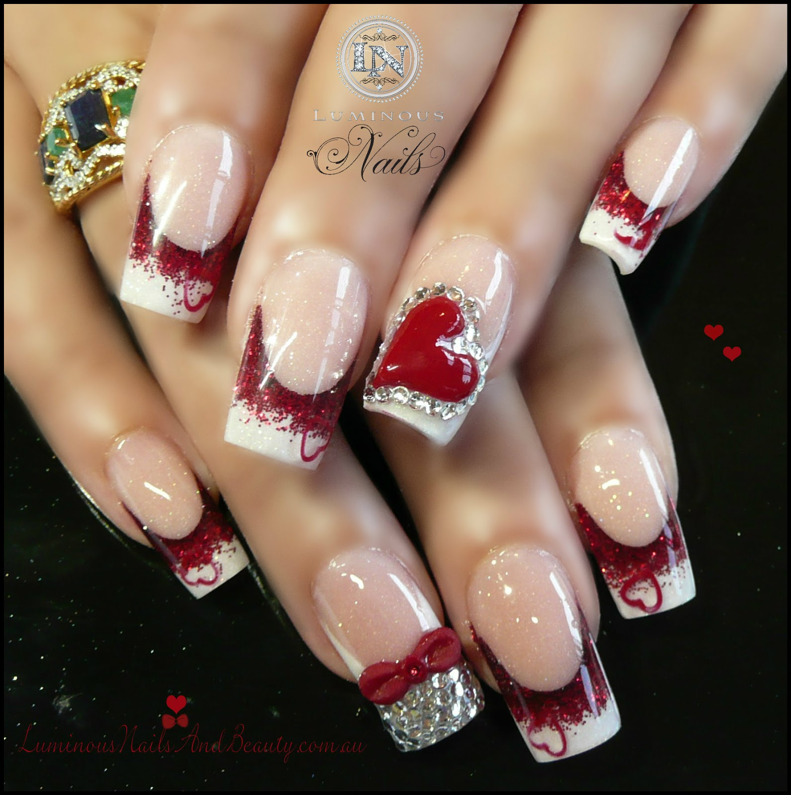 2)15 Awesome Acrylic Nail Designs 2016 You\'ll Want To Copy ...