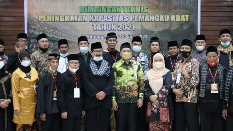 Masjid Raya Sumbar Disiapkan Jadi Pusat Pembelajaran ABS-SBk