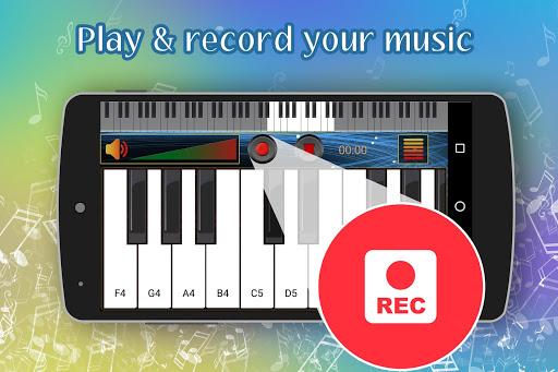 Real Piano Keyboard 1.2 screenshots 7