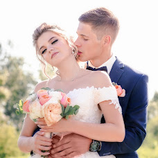 Wedding photographer Evgeniya Lebedenko (fotonk). Photo of 18.09.2018