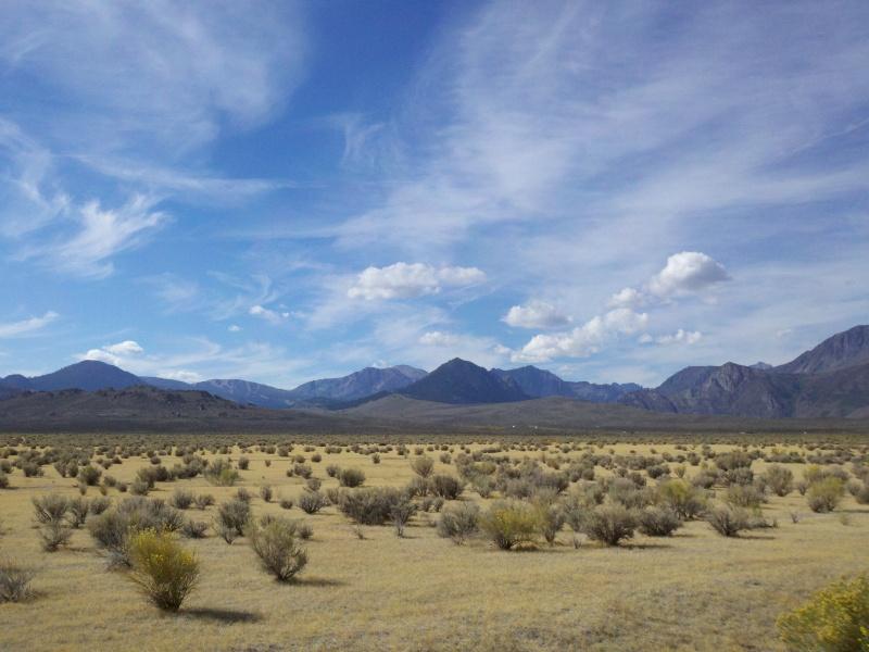 Mammoth Gran Fondo • Sierra Nevada Range