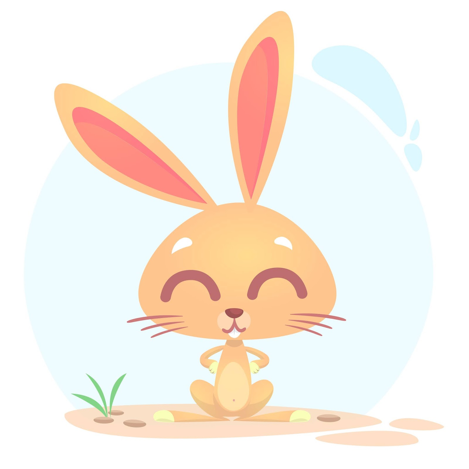 Bunny Style Free Download Vector CDR, AI, EPS and PNG Formats
