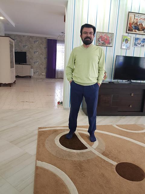Седат Игдеджи - личные домашние фото