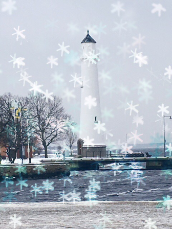 light house in Karlskrona