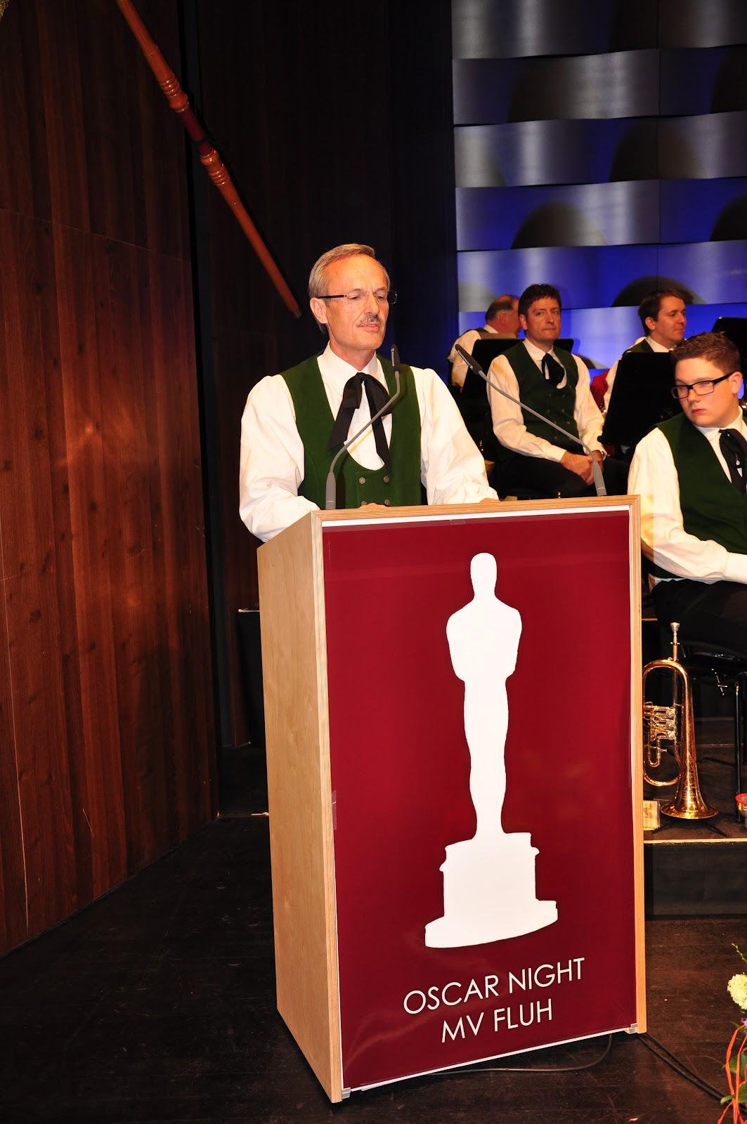 Oscar Night am 25.03.2012