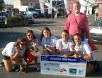 L'équipe femmes termine 3e de la D1 de Duathlon 2015 !