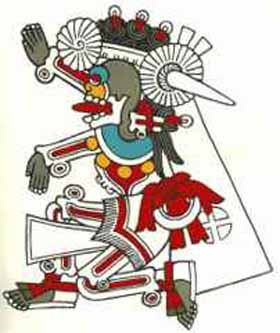 Mictlan, Gods And Goddesses 6