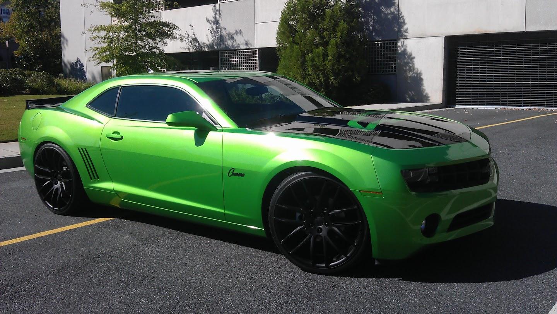 My Synergy Green Camar...