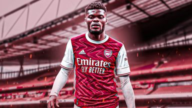 Arsenal completes new signing:Time for partey