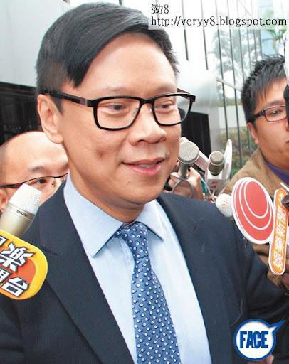 陳志雲上週四( 21日)出庭時神情輕鬆,案件 3月 7日再審,陳總仍未可以放低心頭大石。