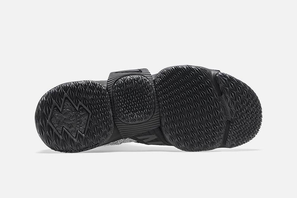 00e9d742234 ... Detailed Look at KITH X Nike LeBron 15 Lifestyle Concrete