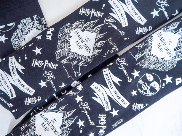 harry-potter-primark-haul-lifestyle-blog-harry-potter-leggings-tights-marauders-map