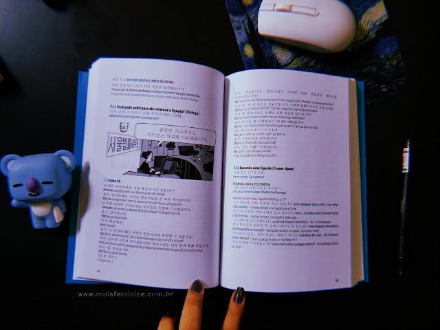 Livros para aprender coreano  - Fale tudo em coreano