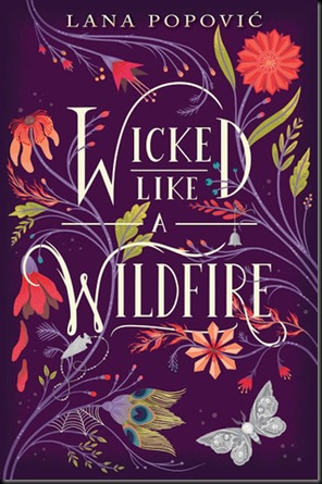 Wicked Like a Wildfire  (Hibiscus Daughter #1)