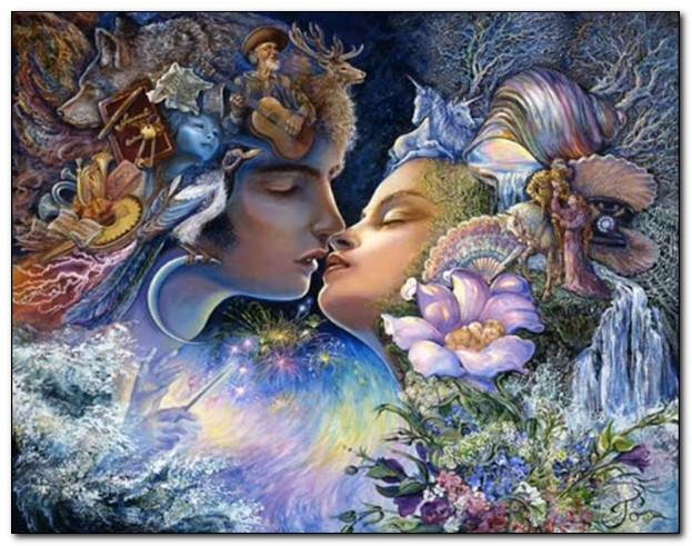 Какой магический смысл вкладывали наши предки в целование