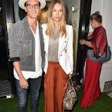 OIC - ENTSIMAGES.COM - Olllie Proudlock ad Emma Louise Connolly at the  Mike Dargas - private view at Opera Gallery in London  5th July 2016 Photo Mobis Photos/OIC 0203 174 1069
