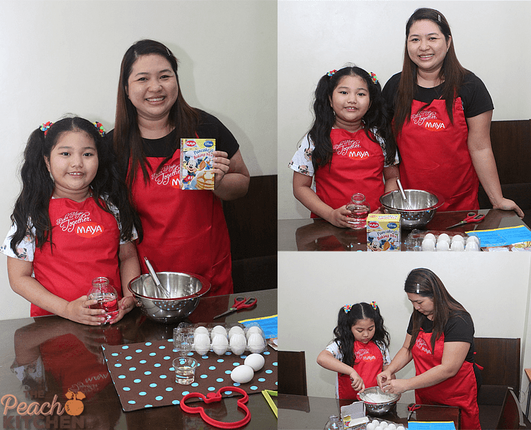 Fun Snacking with Maya Fun Cakes