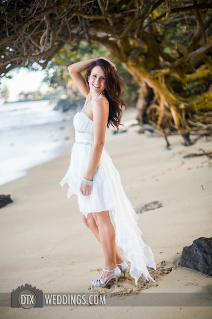 trash the dress photographer hawaii