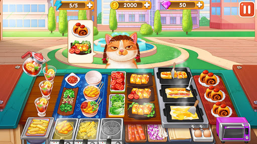 Breakfast Story: chef restaurant cooking games modavailable screenshots 2