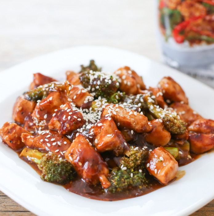 Sesame Chicken with McCormick Skillet Sauce