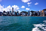 Victoria Harbour's (維多利亞港) naturally deep waters made it a prime target for British strategic settlement