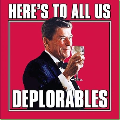 reagan and the deplorables