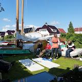 Zeilen met Jeugd met Leeuwarden, Zwolle - P1010461.JPG