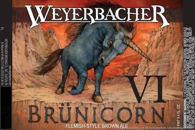 Weyerbacher Adding Brünicorn V & VI