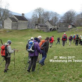 Wanderung Tessin