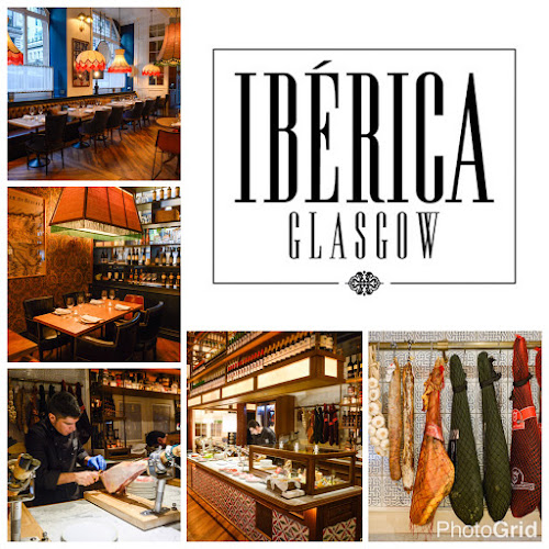 An Introduction To Ibérica Glasgow, St. Vincent St