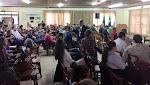 Palestra na Universidade de Passo Fundo com a presença de mais de 300 alunos