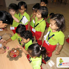 Eco Friendly Ganpati Celebration (Pre-Primary) 24-8-2017