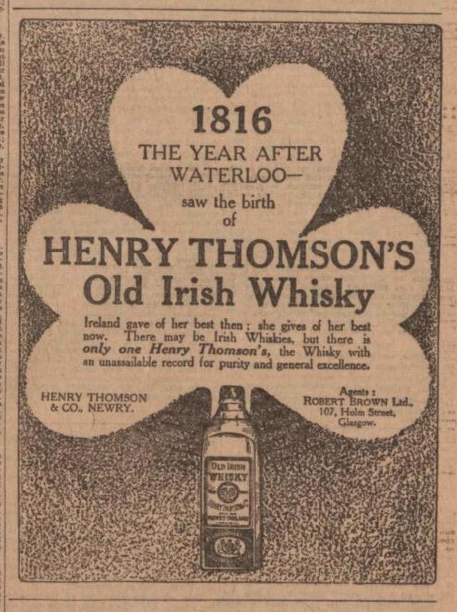 Henry Thomson 1910