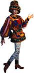 Patchwork Clown