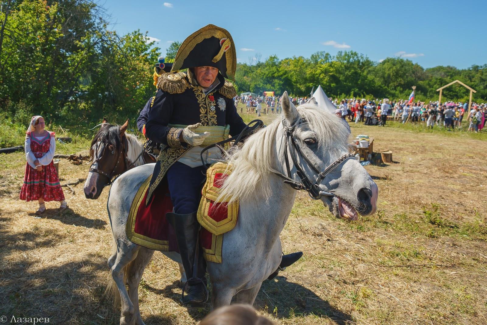 Пенза III Всероссийский военно-исторический фестиваль «Марсово поле»