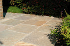 Oyster paving stones