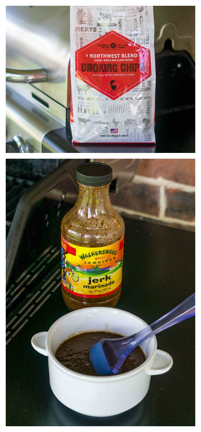 how to grill jerk chicken