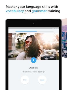 App busuu: Learn Languages - Spanish, English & More APK for Windows Phone