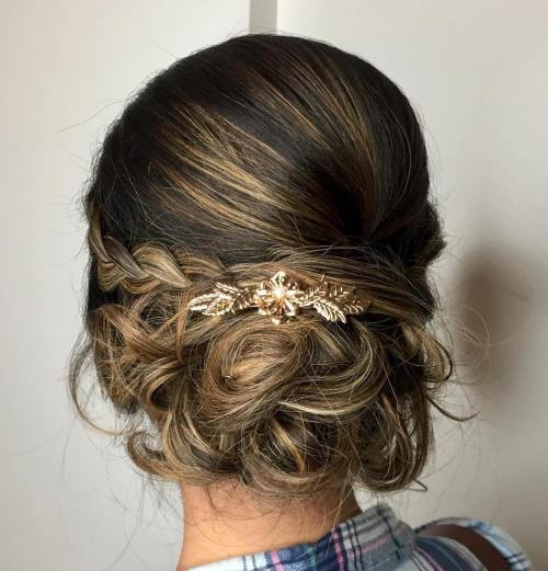 Top 20 Wedding Hairstyles 2019 5
