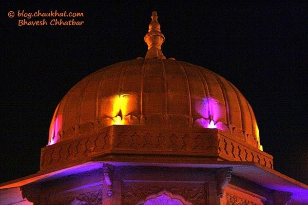 Mayur Vatika of Jaipur