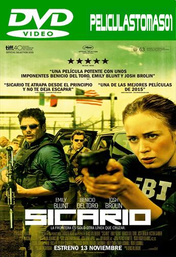Sicario (Tierra de Nadie) (2015) DVDRip
