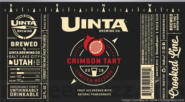 Uinta Adding Crimson Tart Cans