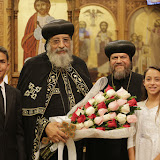 His Holiness Pope Tawadros II visit to St. Mark LA - _09A9193.JPG