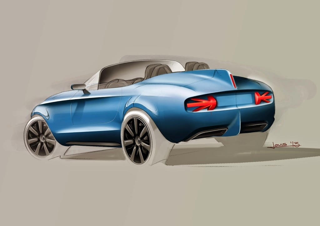 MINI Superleggera Vision Concept 67